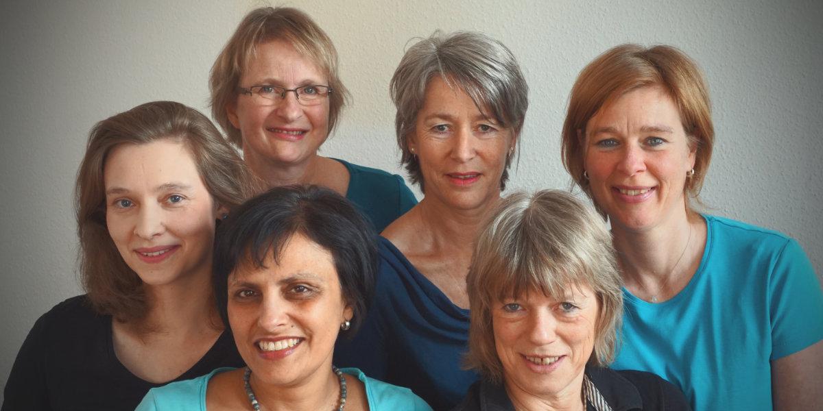 Team der Physiotherapiepraxis